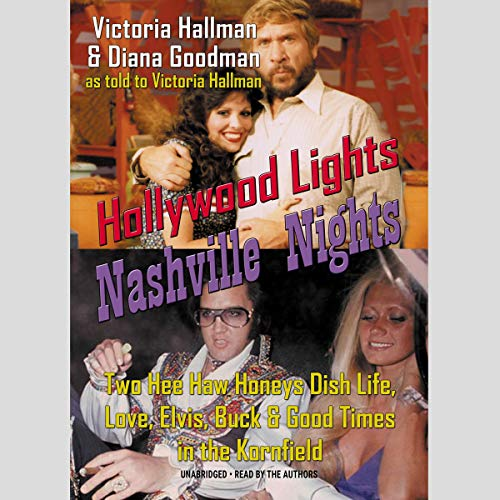 Hollywood Lights, Nashville Nights cover art