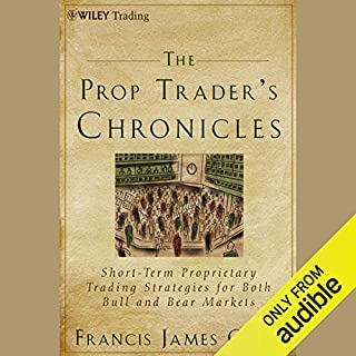 The Prop Trader's Chronicles audiobook cover art