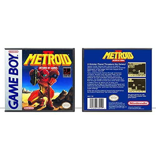 Metroid II: Return of Samus | Gameboy - Game Case Only