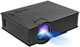 جهاز العرض المنزلي أوزون يونيك UC68 / UC 68H متعدد الوسائط 80ANSI / 110ASNI HD 1080 P مع جهاز عرض هوائي Miracast HDMI USB ...