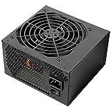 定格出力:500W DC出力:+3.3V:24A +5V:16A +12V1:18A +12V2:18A DC出力:-12V:0.5A +5Vsb:2.5A 80PLUS認証:80PLUS BRONZE 対応規格:ATX 12V Ver.2.31 EPS 12V Ver.2.92 材質:スチール 搭載ファン:120mm 静音ファン コネクタ数:ATX 24P:1 ATX 4+4P:1 PCIe 6+2P:1 コネクタ数:PCIe 6P:1 SATA:4 4P:2 FDD 4P:1 付属品:AC電...