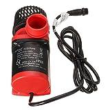 GGGarden Jiebao 220V Submersible Water Pump Variable Flow Pump LCD Power Speed Display - 1