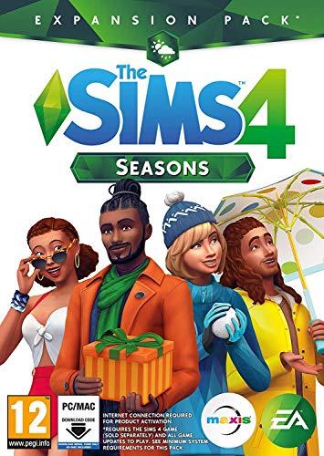 Los Sims 4 - Las Cuatro Estaciones DLC | Código Origin para PC