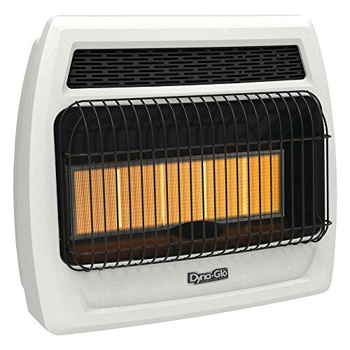 Dyna-Glo 30000 BTU Liquid Propane Infrared Vent Free Thermostatic Wall Heater
