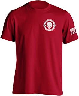 Best Divided We Fall Military Sniper Skull T-Shirt Review
