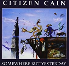 Best citizen cain somewhere but yesterday Reviews