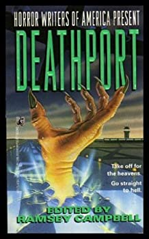 Deathport (Horror Writers of America) 0671695754 Book Cover