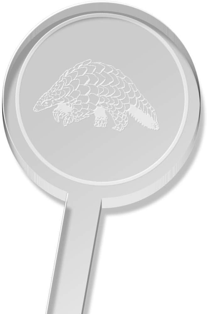 Azeeda Limited time trial price 5 x latest 'Pangolin' Tall Swizzle Stirrers DS0003 Sticks Drink
