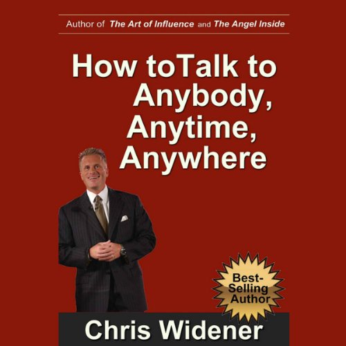How to Talk to Anybody, Anytime, Anywhere Titelbild
