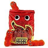 Kidrobot Yummy World Frye and The Fiery Puffs Extra Large Plush