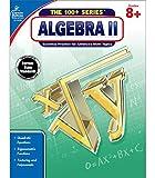 Carson Dellosa   Algebra 2 Workbook   8th–10th Grade, 128pgs (The 100+ Series™)