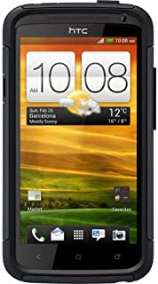 Otterbox Commuter Series Case HTC One X - Retail Packaging - Black