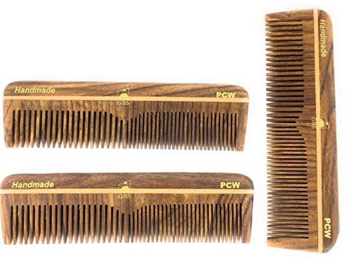 染料多様体健康GBS Professional Grooming Comb - 5