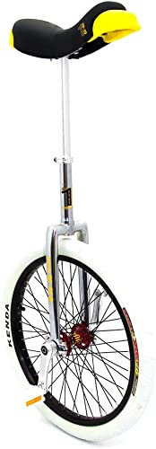 la calidad primero los consumidores primero Qu-Ax Unicycles CP - Monociclo Monociclo Monociclo Profesional, Color Plateado, 50,8 cm  colores increíbles