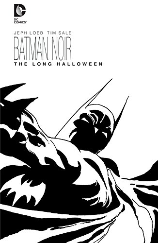 Batman Noir: The Long Halloween (Batman: The Long Halloween) (English Edition)