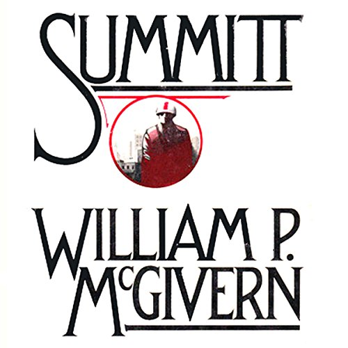 Summitt audiobook cover art