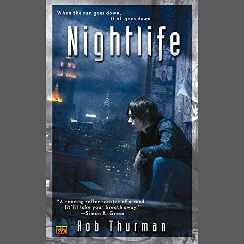 Nightlife audiobook cover art