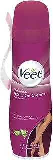 VEET Spray On Hair Removal Cream Sensitive Formula 5.10 oz