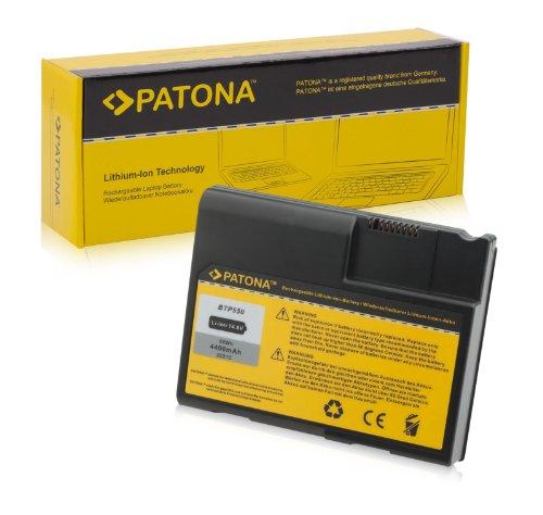 PATONA *4400mAh Akku f. Fujitsu Siemens Amilo A-D CY23 CY25 BAT30N3L