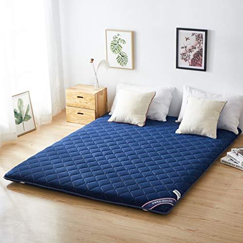 HAOLY Tatami-matratze,6 cm dicken matratze,Matratze,Folding Schüler doppel Einzelbett weiche matratze-A 180x200cm(71x79inch)