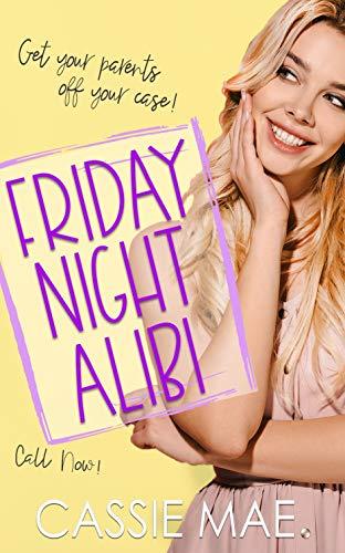 Friday Night Alibi (Quirky Girls) (English Edition)