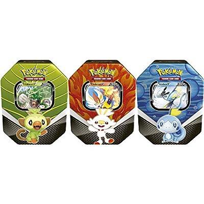 Pokemon - Lata COMPAÑEROS GALAR de Bandai