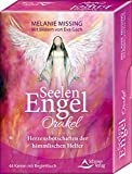 Seelenengel-Orakel Herzensbotschaften der himmlischen Helfer: - 44 Karten mit Begleitbuch