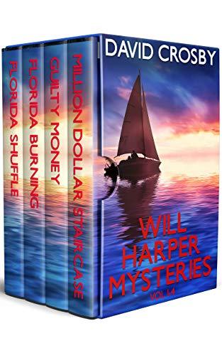 Will Harper Florida Thrillers: Vol. 1-4 (Will Harper Mysteries)