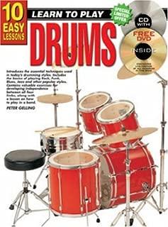 drum lesson 10