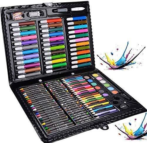 Legendog Caja Colores Niños, Lapices De Colores, Lapices De Colores Niños, Conjunto de Pintura