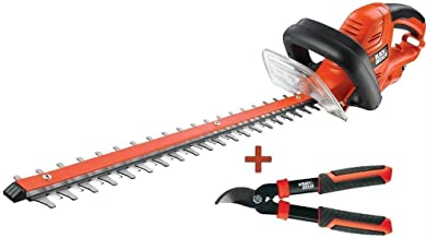 Black&Decker GT5055KIT2 500Watt 55 cm Çit Budama ve Kesme Makinesi Ve Dal Makinesi