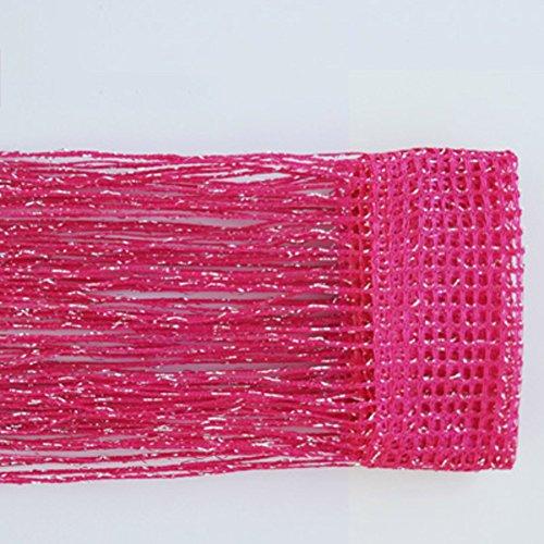 ZYCLSSRV Home Decoratieve Tassel Scherm Lint Snaren, Deur String Gordijn Wandpaneel Raam Room Divider Blind