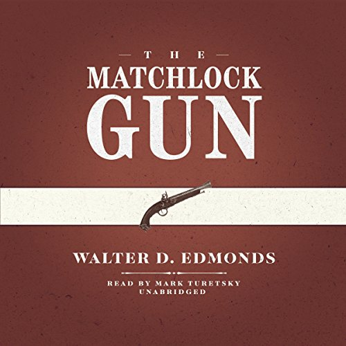 The Matchlock Gun audiobook cover art