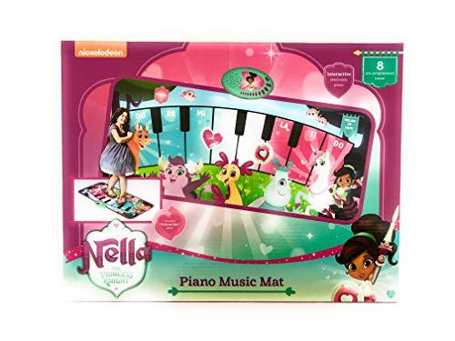 Nickelodeon Nella The Princess Knight Piano Dance Mat