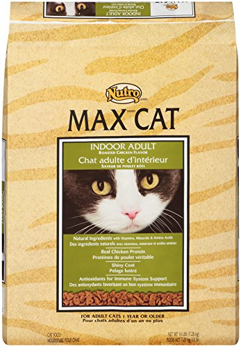 Nutro Max Indoor Adult Dry Cat Food