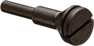 Weiler 56491 Mandrel For Type 1 Cutoff Wheel, 1/4