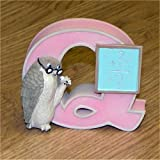 Ceramic Winnie the Pooh Letters by Pepperpot- Q