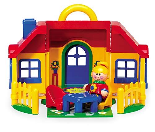 Tolo - 89738 - Figurine - Vie Urbaine - La Maison des First Friends - Play House