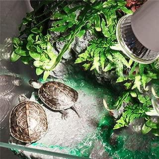 Lamp Uvb - 25w 50w Heat Lamp Uva Uvb Snake Leopard Turtle Terrapin Help Calcium Absorption - Cork Indoor Different Head Pendant Solar Badminton Tank Pump Clip Wall Lamp Headlamp Cartridge B