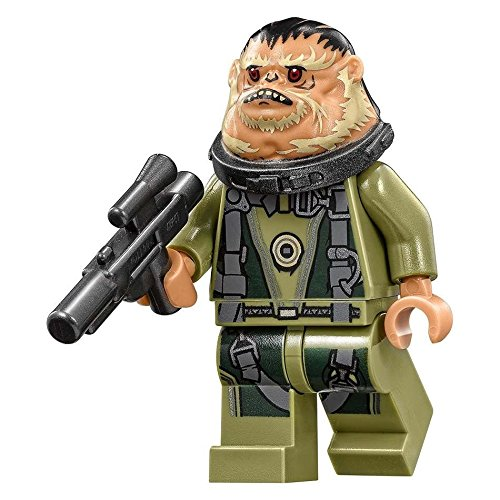 Lego Star Wars Rogue One Bistan Minifigure