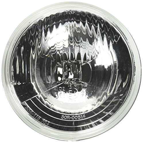 HELLA 1A3 002 850-001 Scheinwerfereinsatz - Halogen - H4 - 12V - Ref. 12,5 - Einbau - Einbauort: links/rechts