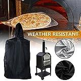 Makeover Outdoor Pizza Oven Parapioggia, Parapioggia Copertura, Si Adatta al Forno, Preven...