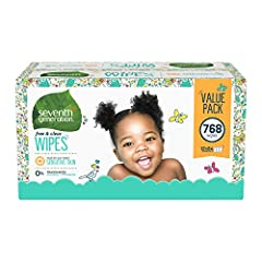Seventh generation free and clear sensitive baby wipes are made for your child's sensitive skin Thick and soft baby wipes for a gentle clean that is safe for baby, hands, and face Our unscented baby wipes are fragrance free, alcohol free, paraben fre...