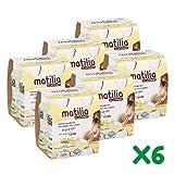 Matilia - Boisson Lactée Allaitement - Vanille - Riche en Minéraux et en Vitamines - Favorise la lactation - Lot de 6