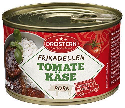 DREISTERN, Frikadellen in Tomate Käse Sauce g, 400 g