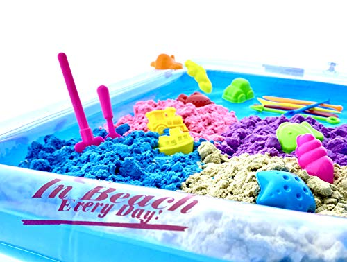RB&G Magic Spielsand Sandbox Bild