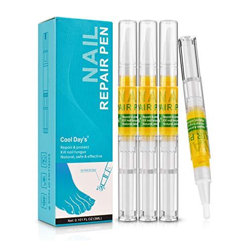 4pcs Nail Repair Pen, Nail Treatments, Repair Strengthen Toenails and Fingernails
