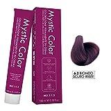 Mystic Color - Colore Biondo Scuro Viola 6.2 - Tinta per Capelli - Colorazione Professionale...