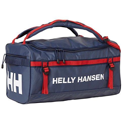 Helly Hansen Classic Duffel Bag XS, Borsa Sportiva da Viaggio e Zaino 2 in 1, Versatile, Resistente e Impermeabile, Unisex, Capacità 30 L