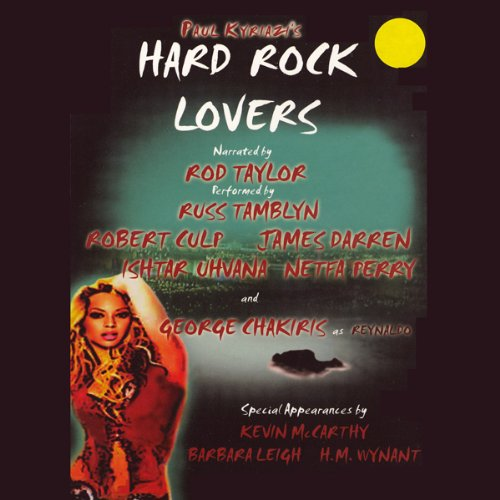Hard Rock Lovers audiobook cover art